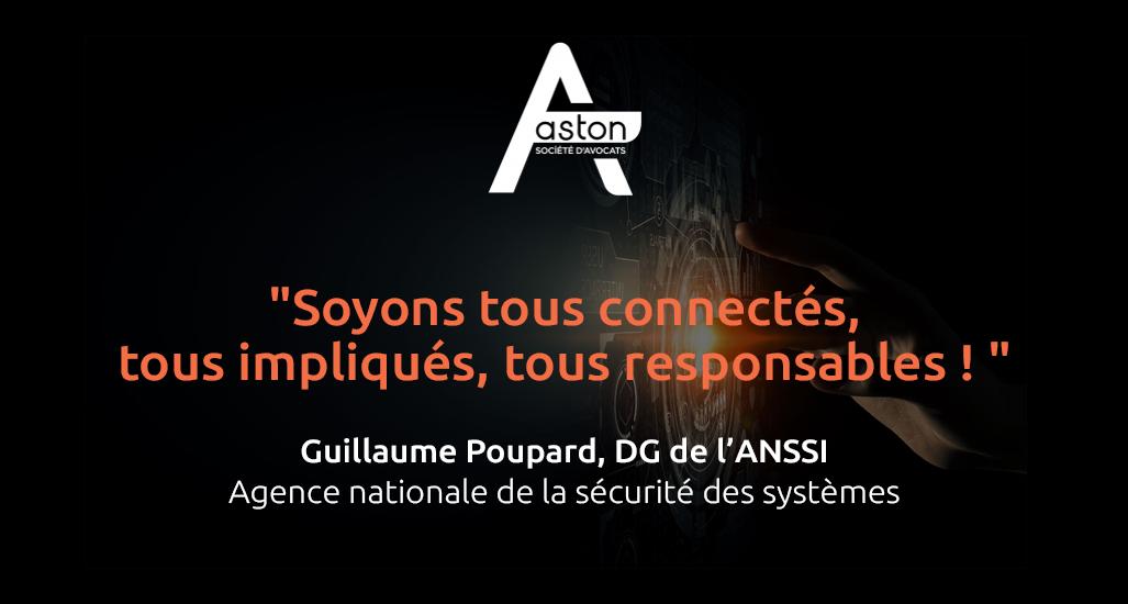 [Event] Aston Avocats intervient sur la «Sécurité numérique et vidéo»