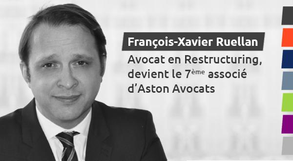 [Communiqué] Un 7ème associé pour Aston Avocats